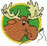 Moose B Stitchin'
