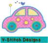 V-Stitch Designs