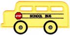 FREE Applique School Bus
