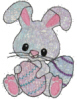 FREE Mylar Bunny & Easter Eggs