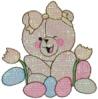 FREE Mylar Bear & Easter Eggs