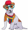 FREE Dog With Glasses