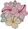 FREE Mylar Flower Trio